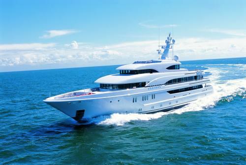 50-ти метровая яхта Heesen ANN G, представленная компанией Arcon Yachts