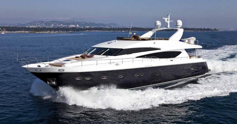Компания Arcon Yachts сообщает о подписании контракта на строительство яхты Benetti Vivace 125