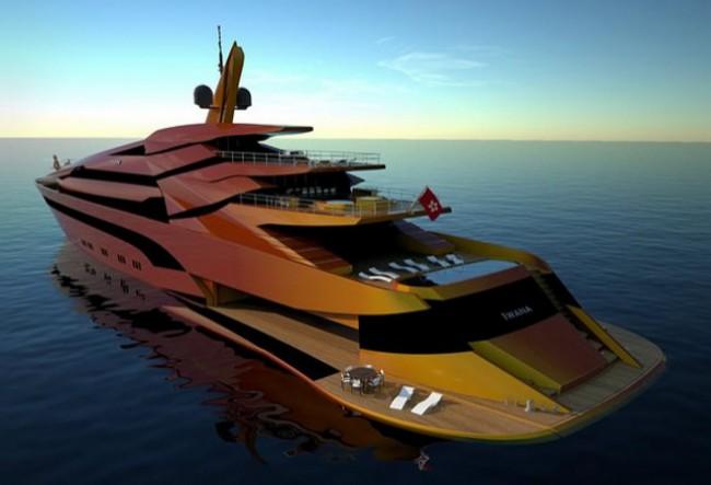 Яхта AKIRA Dreamline 26
