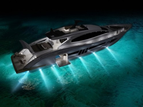 Яхта Nassima 49m