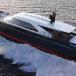 Новое 25-метровое судно поддержки от компании Perini Navi