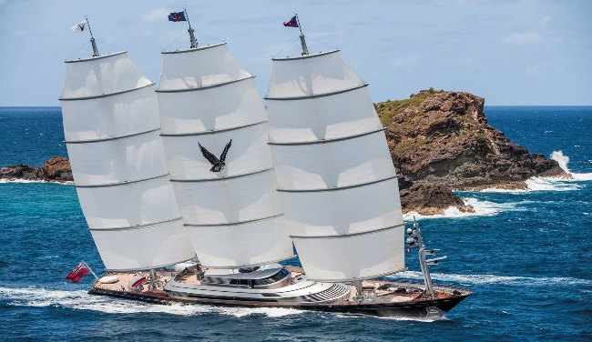 Maltese-Falcon-foto-Dykstra-Naval-Architects_Onno-van-der-Wal